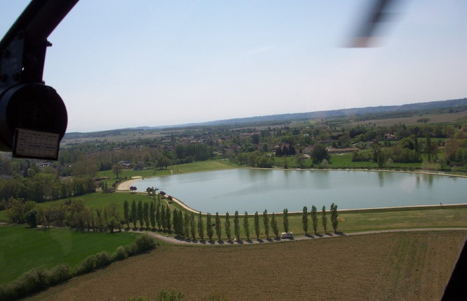lakes gascony gers